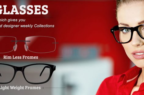 Types of Eyeglass Lens and Frames for All