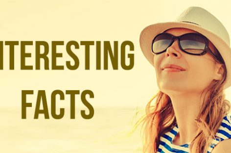 10 Facts You Should Know About Sunglasses