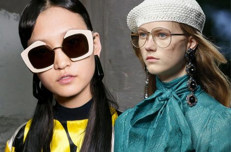 Fashion Sunglasses Trends for Summer 2016