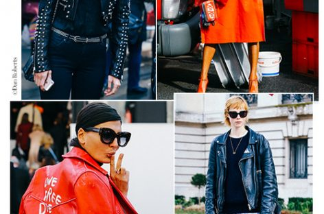 Fashion Celebrity Sunglasses Special: Street looks at Fashion Week 2016