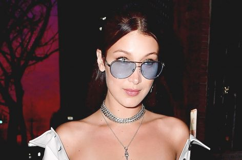 Bella Hadid Has Been Constantly Wearing This Pair Of Boots