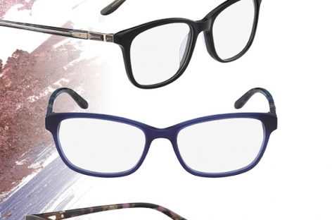 Make-Up Your Peepers with Revlon Glasses