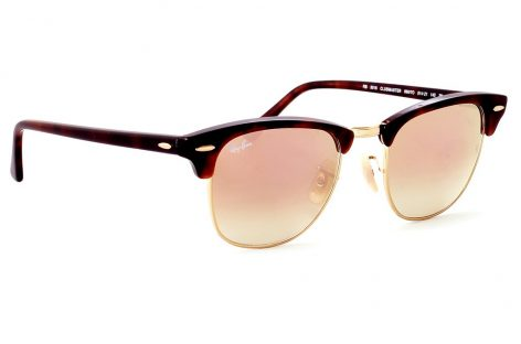 Ray Ban 3016 Clubmaster Sunglasses, Fashionable for Winter