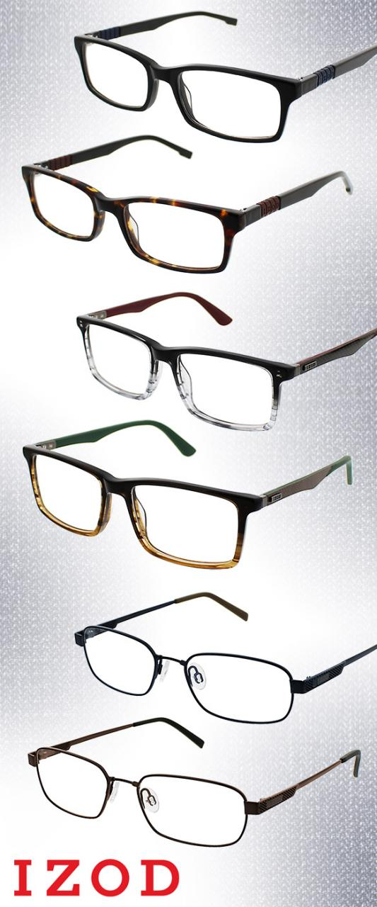Immerse Yourself in Exemplary Style with IZOD Specs
