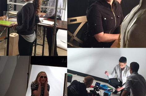 Prada, Michael Kors, Persol, and Tory Burch Caught on Film