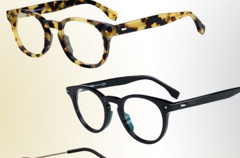 Announcing the Spankin' New FENDI Men's Eyewear Collection