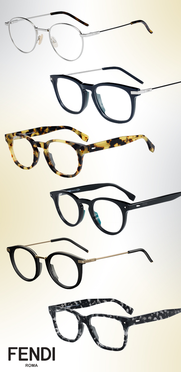 FENDI optical