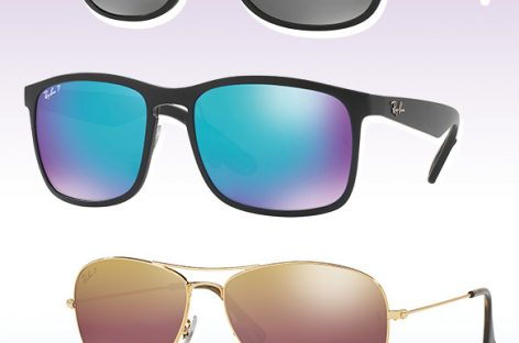 Celebrate Color with Ray-Ban's Chromance Lenses