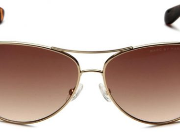 Marc by Marc Jacobs MMJ 184/S Women Aviators