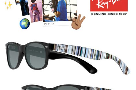 Express Yourself with Ray-Ban REMIX