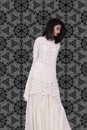 Gulabo Winter Dresses 2016-17 Collection Maheen Khan
